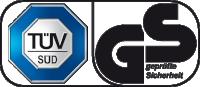 TÜV-GS geprüftes LED Panel