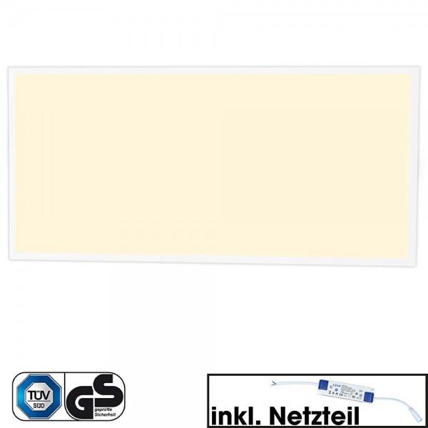 UGR 19 LED Panel 60 x 120 cm 80 Watt 8000 Lumen