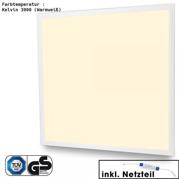 Backlight LED Panel 60 x 60 cm 40 Watt 4000 Lumen